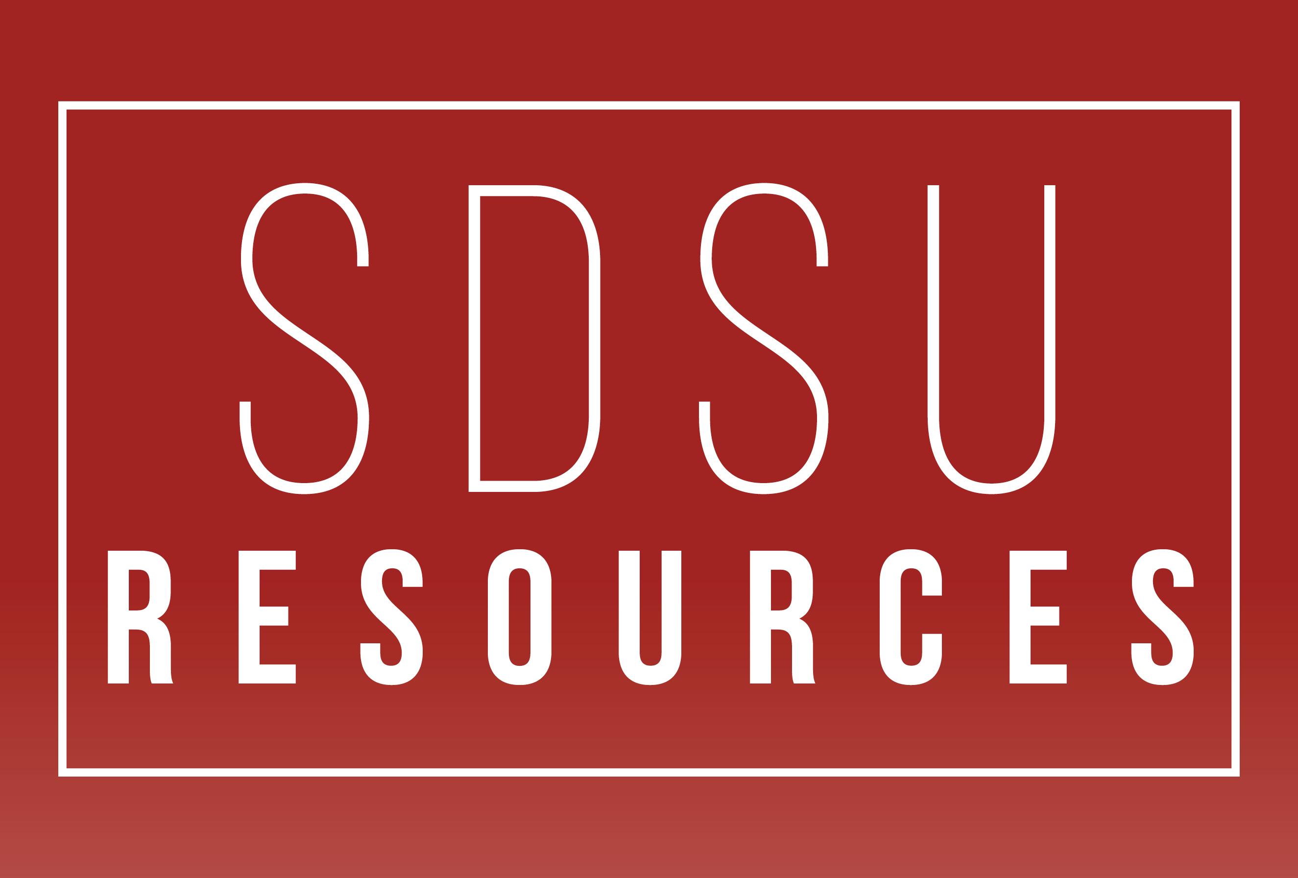 SDSU Resources